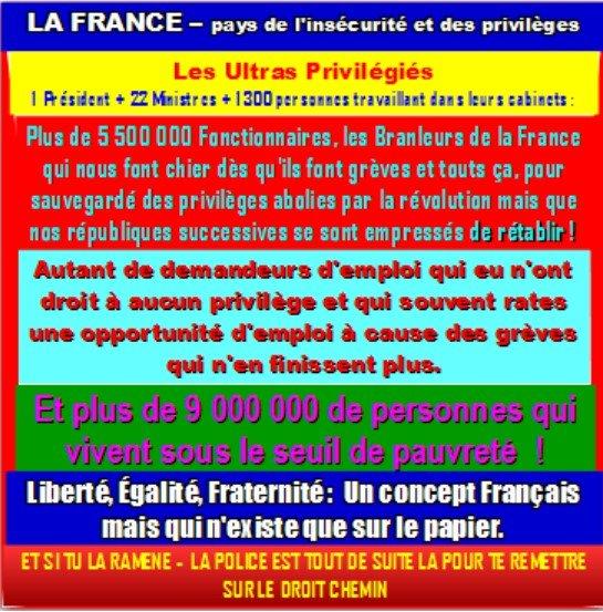 france rétrograde